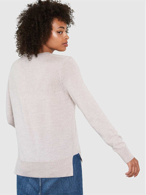 Emma V-Neck Sweater | Marcona Emma V-Neck Sweater | Marcona