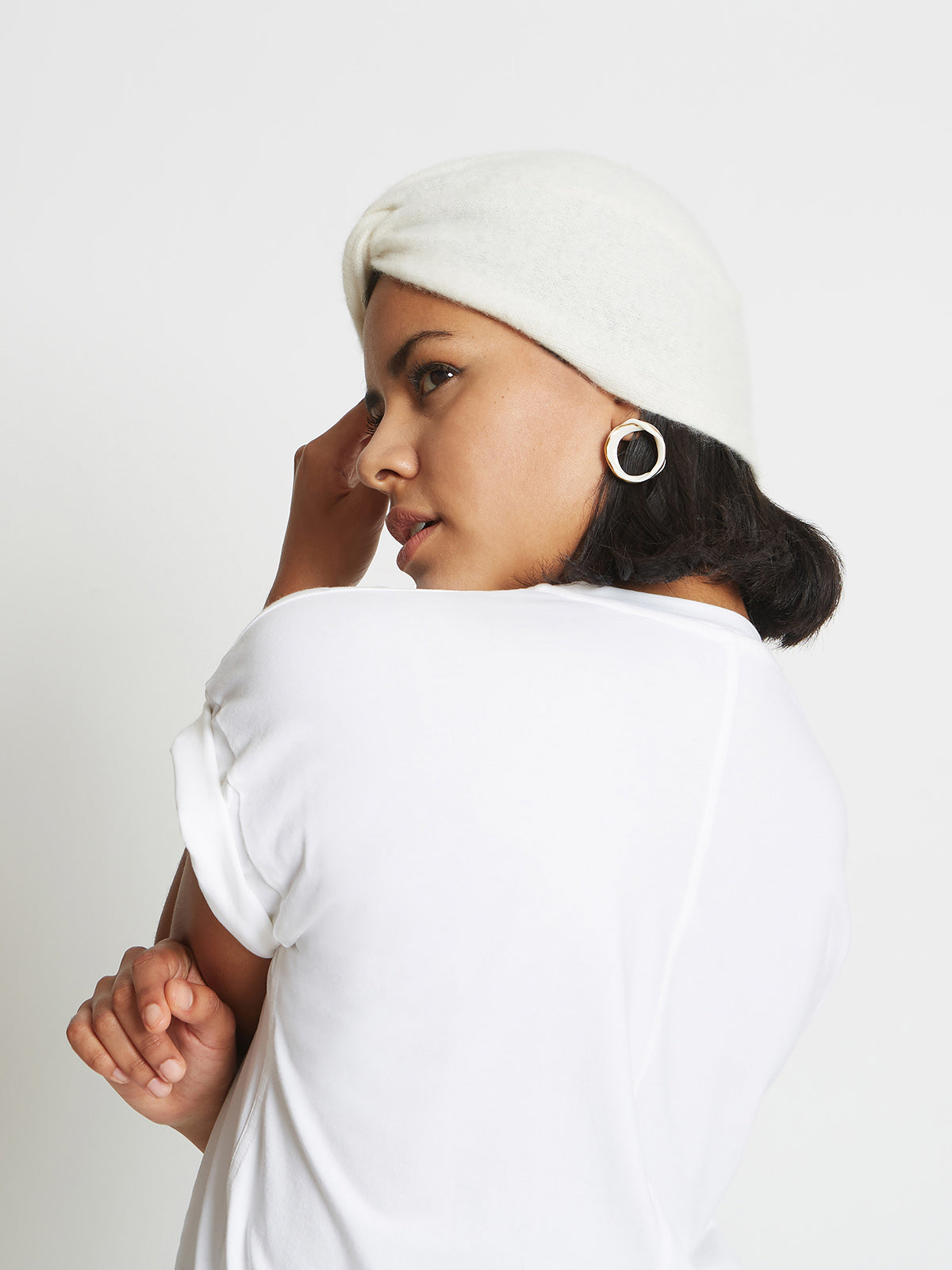Stacy Cashmere Turban Hat | Sugar