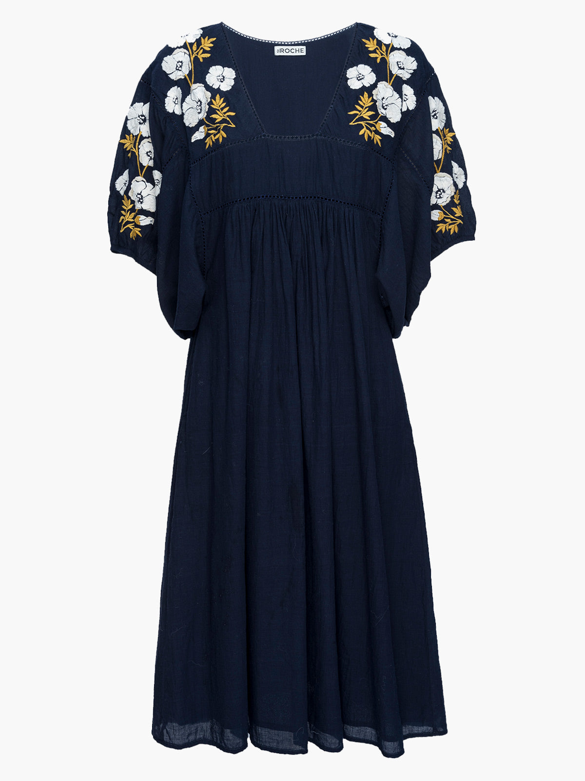 Lake Midi Dress | Navy