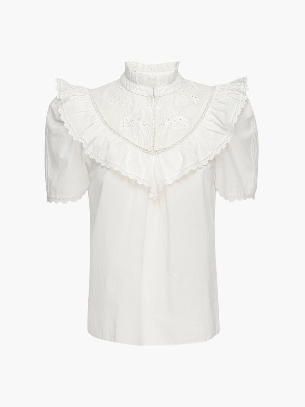 Nan Top | White