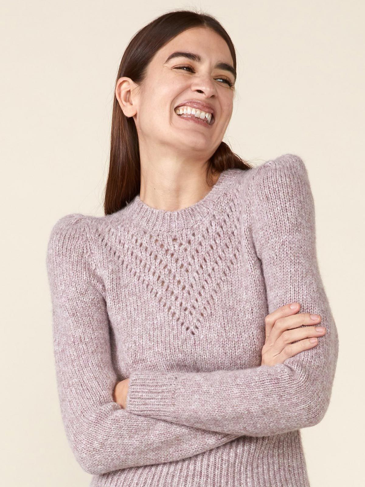 Sissy Sweater | Heather Rose