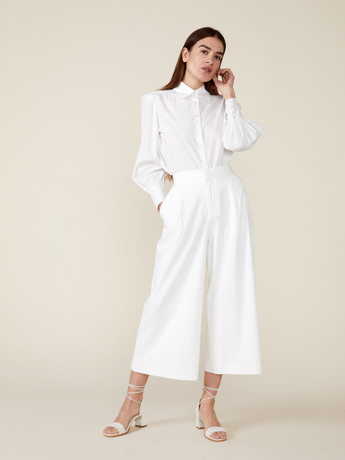 Claudine Wide Leg Pants