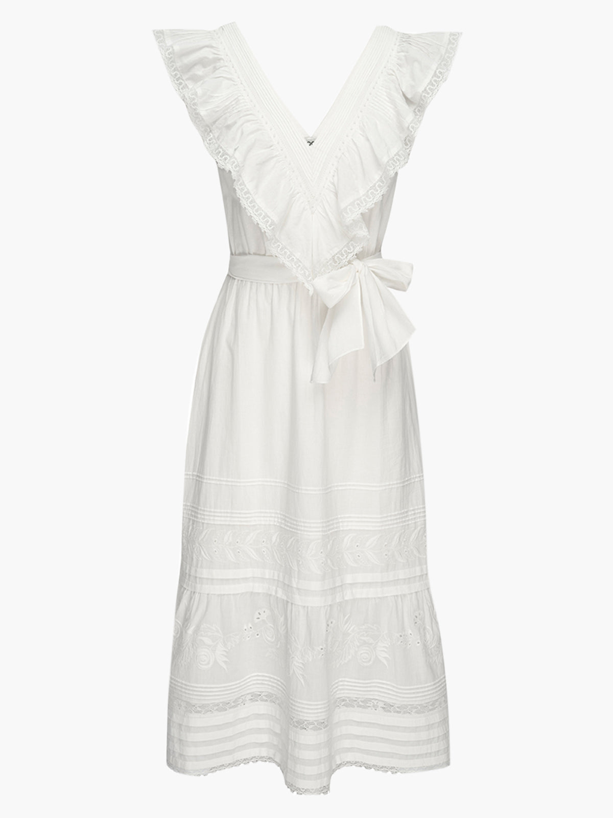 Wonderland Dress | White