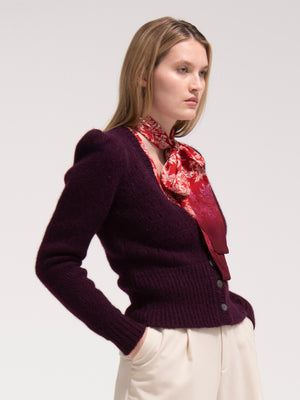 Sissy Cardigan | Raisin Sissy Cardigan | Raisin