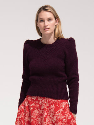 Sissy Sweater | Raisin Sissy Sweater | Raisin