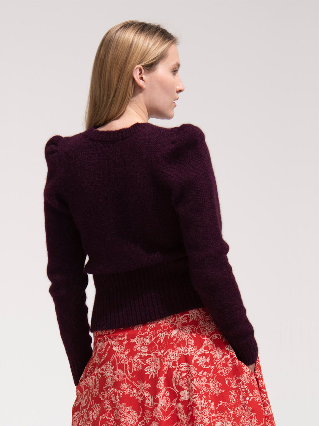 Sissy Sweater | Raisin