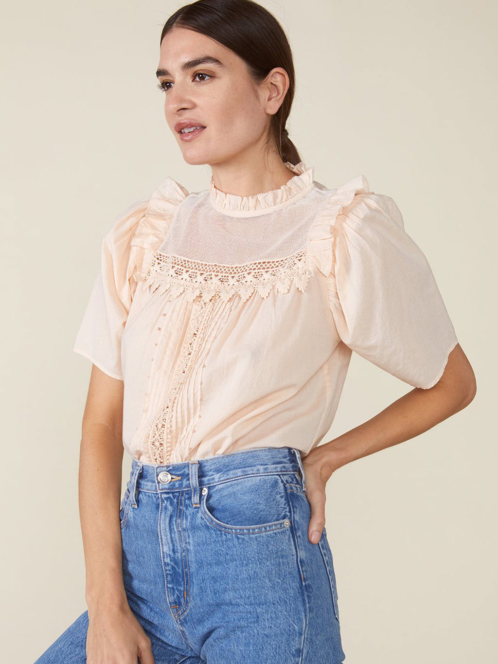 Maisie Top | Rosewater