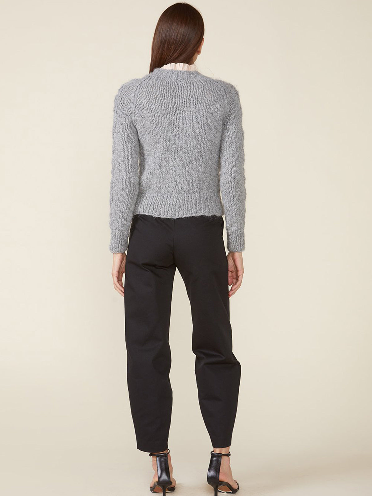 Ossie Sweater | Heather Gray Ossie Sweater | Heather Gray