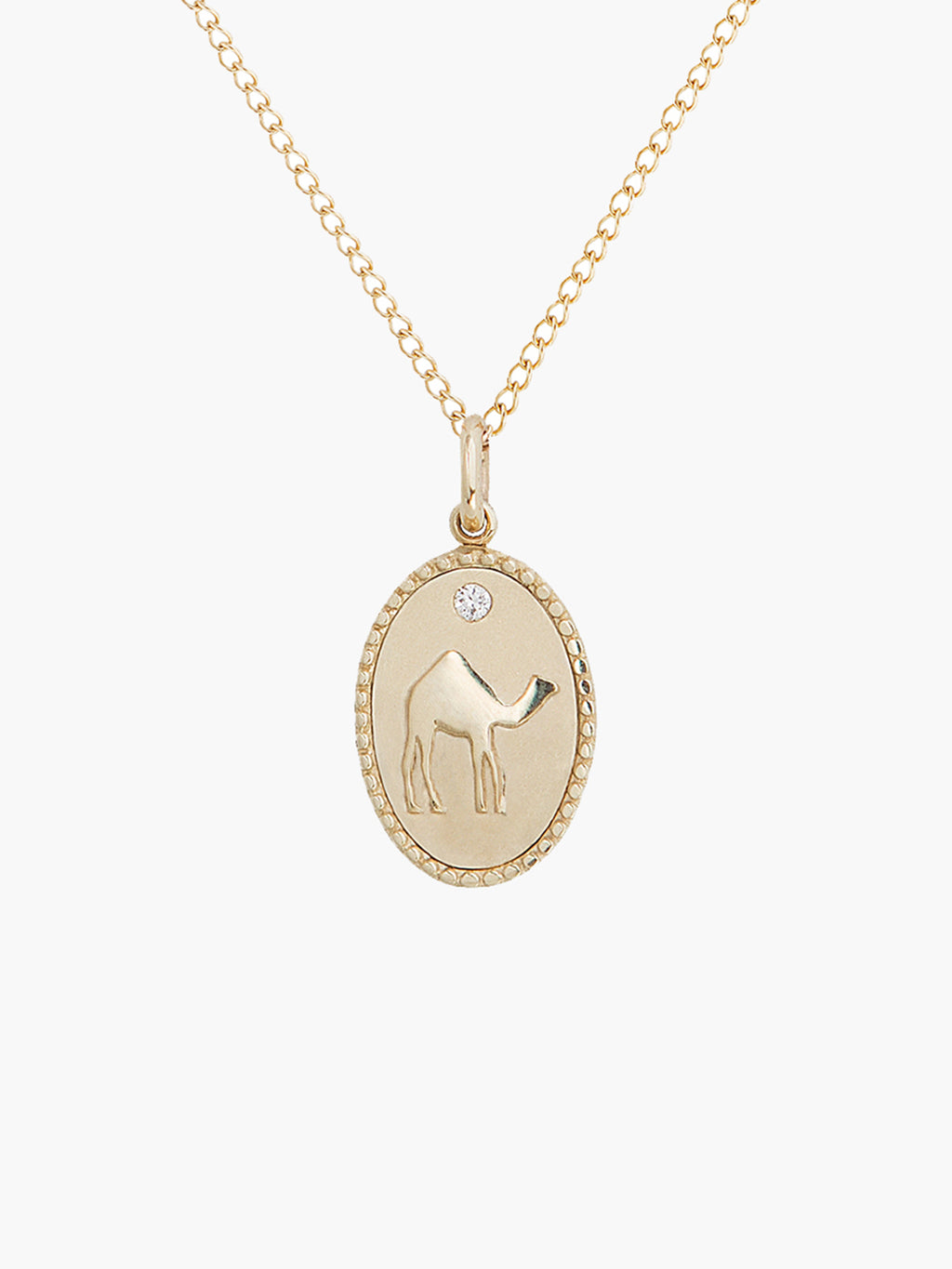 Camel Necklace