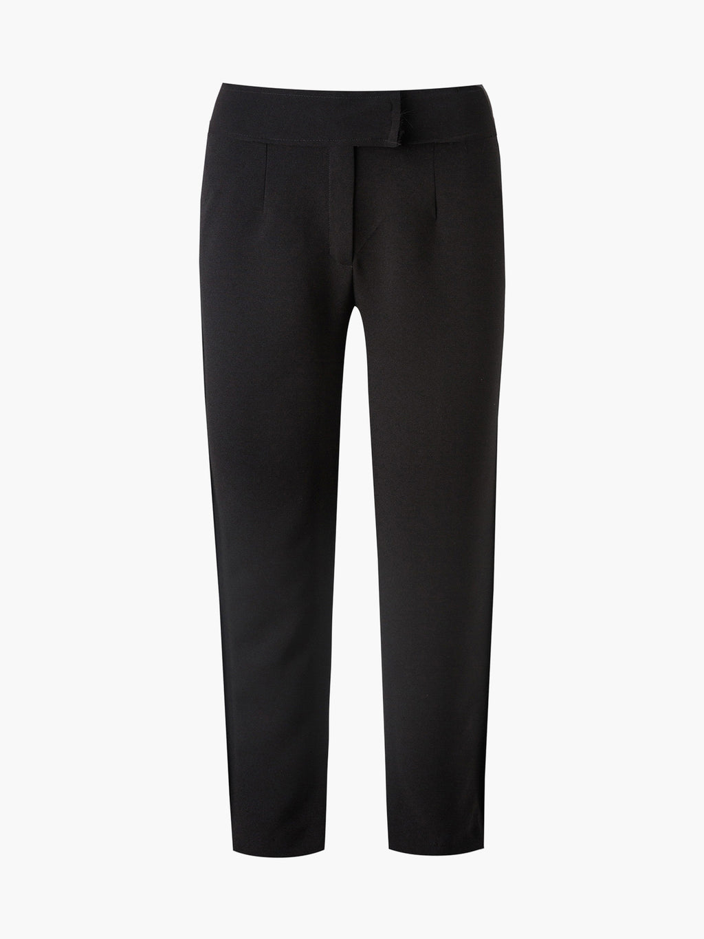 Bianca Pants | Black Crepe