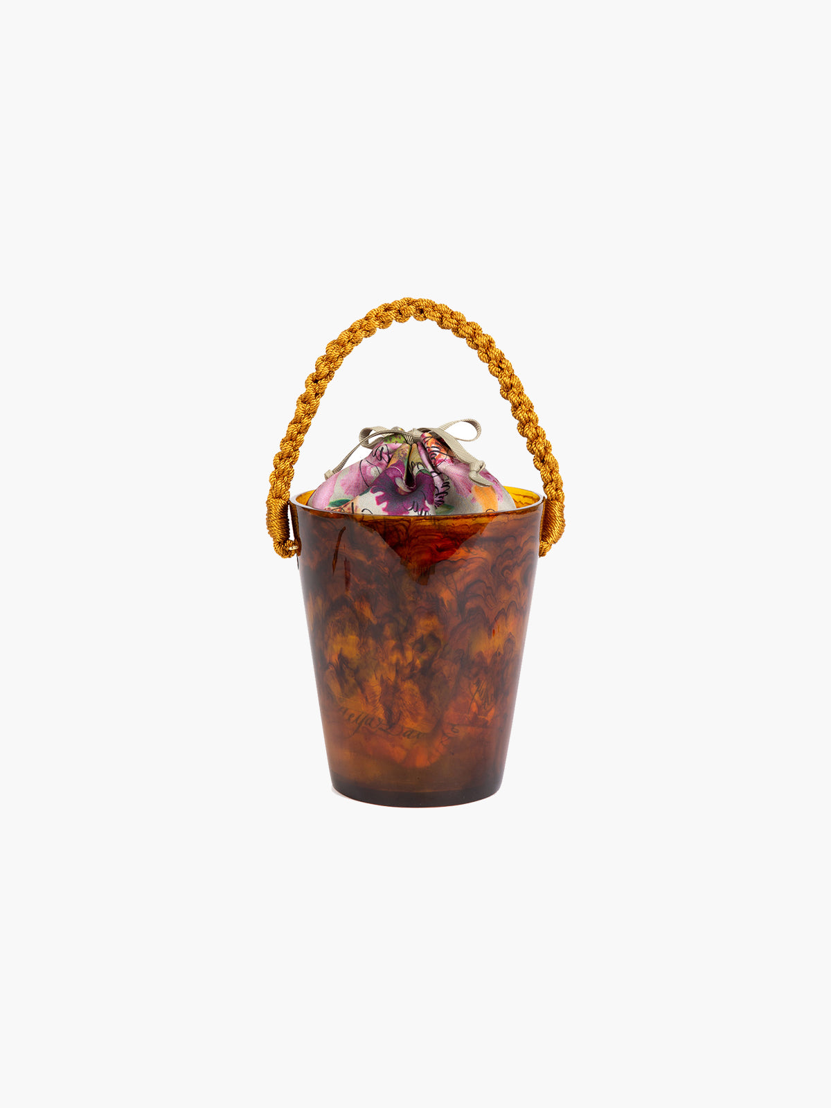 Tortoiseshell Lirio | Short Handle