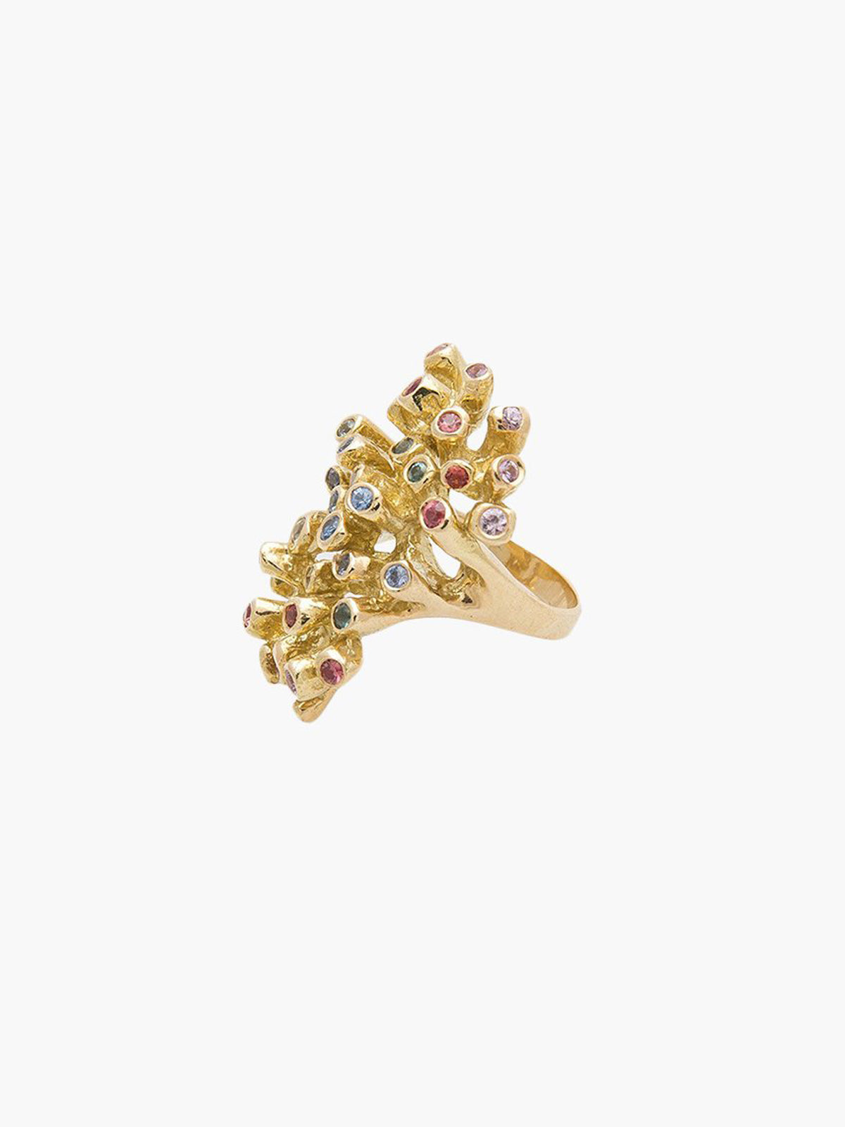 Large Sea Anemone Ring