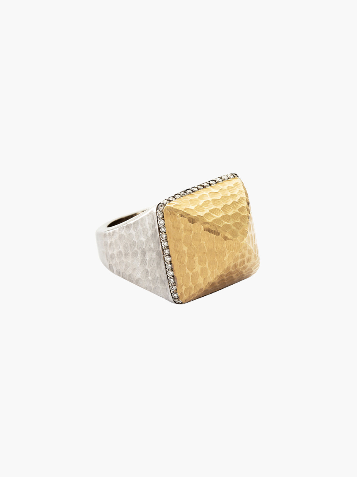 Oversized Pyramid Ring Oversized Pyramid Ring