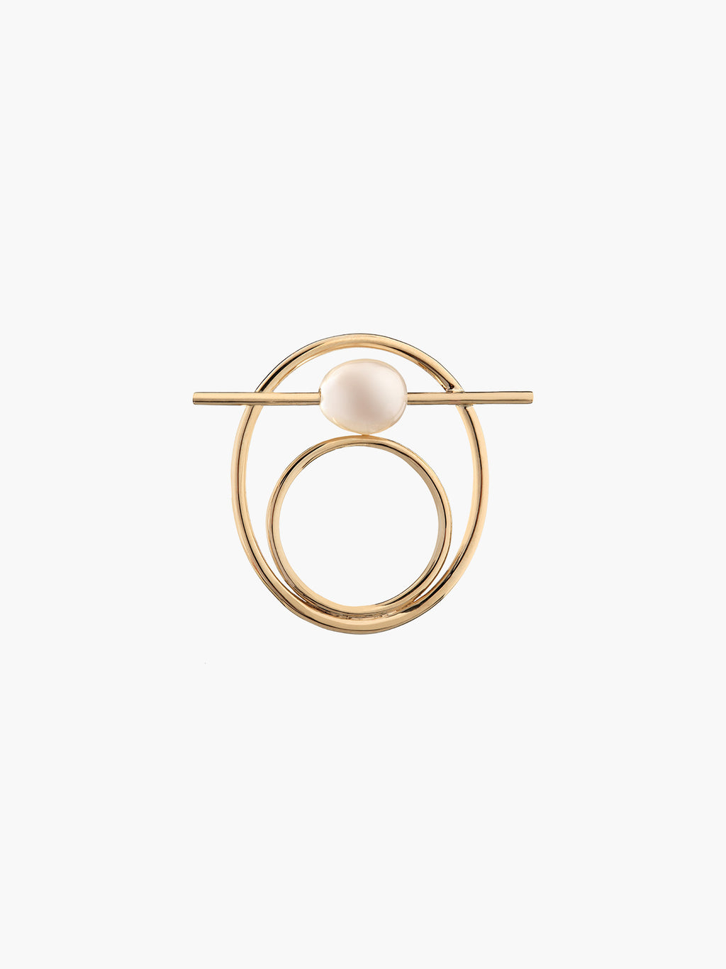 Exclusive Suno Ring | Pearl