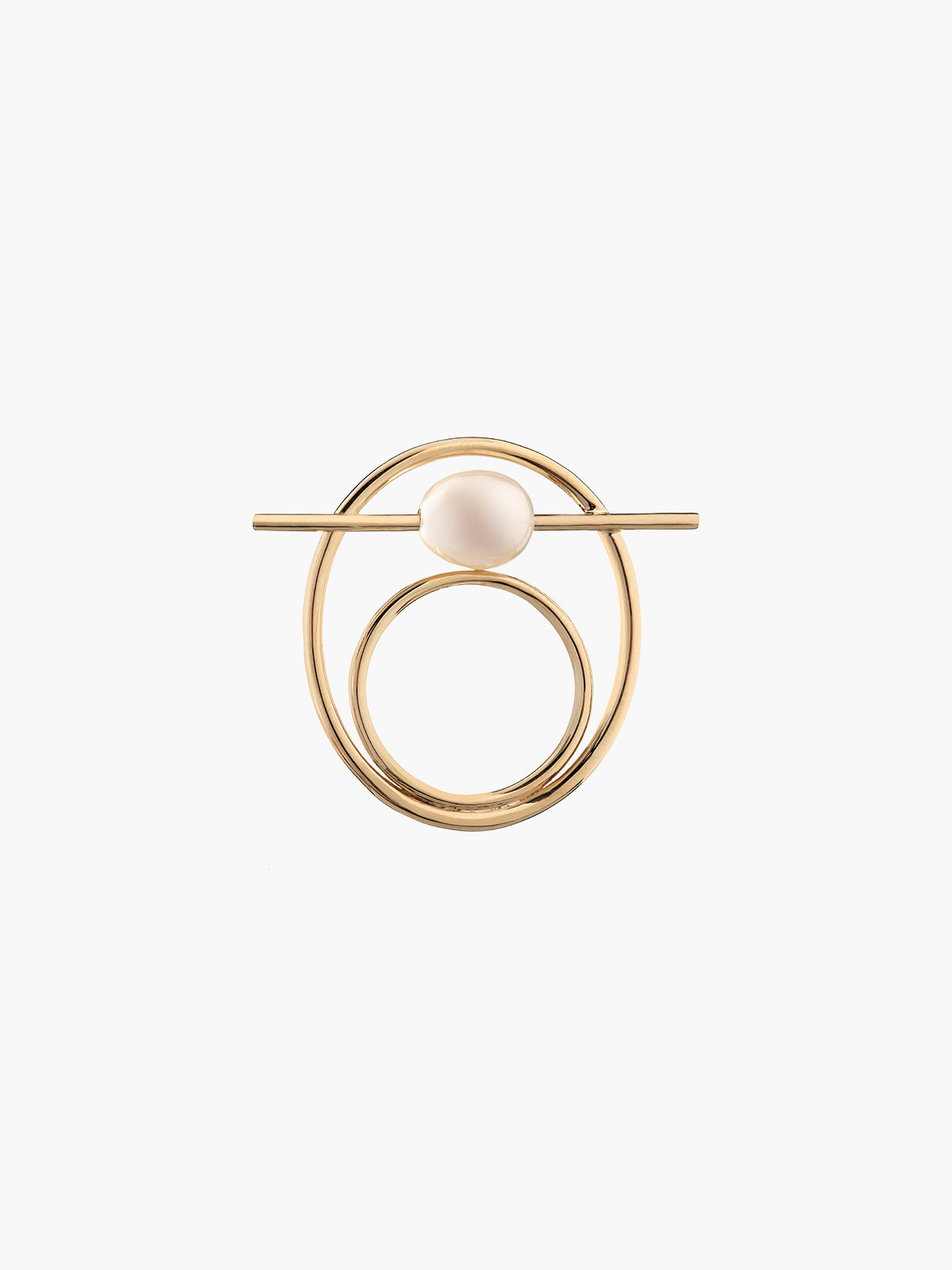 Exclusive Suno Pearl Ring Exclusive Suno Pearl Ring