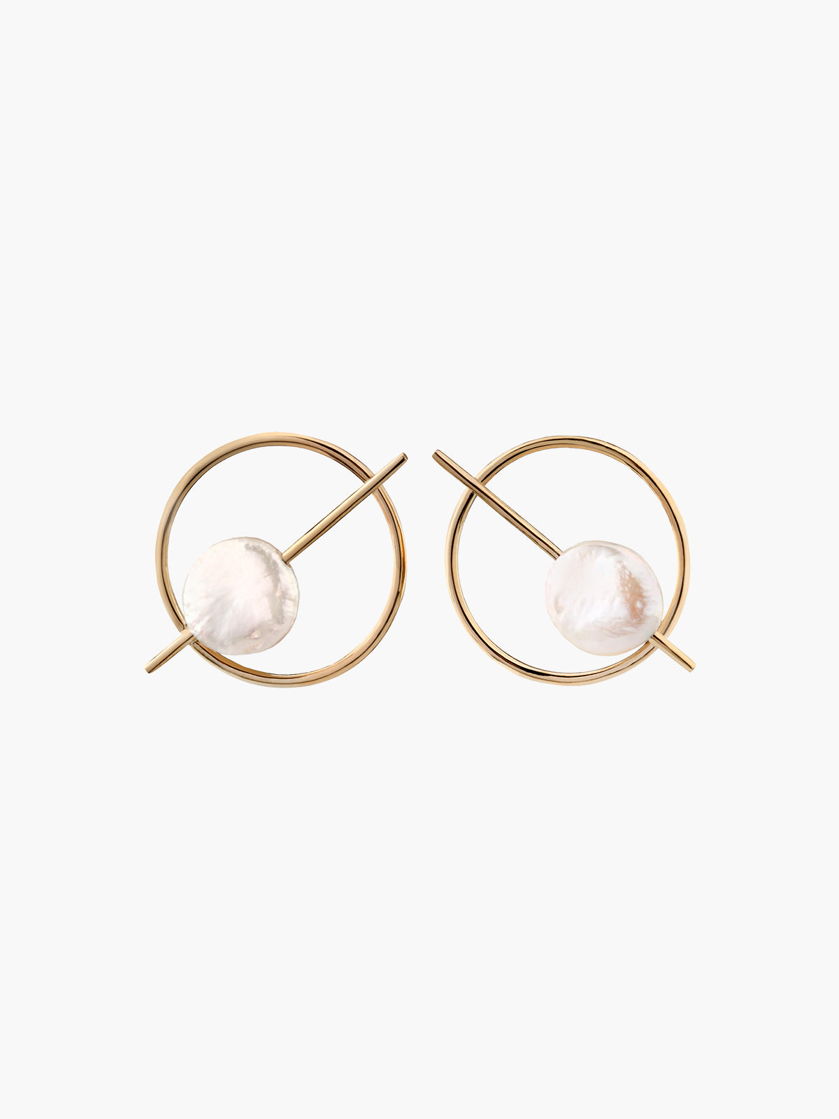Exclusive Aquilo Pearl Earrings Exclusive Aquilo Pearl Earrings