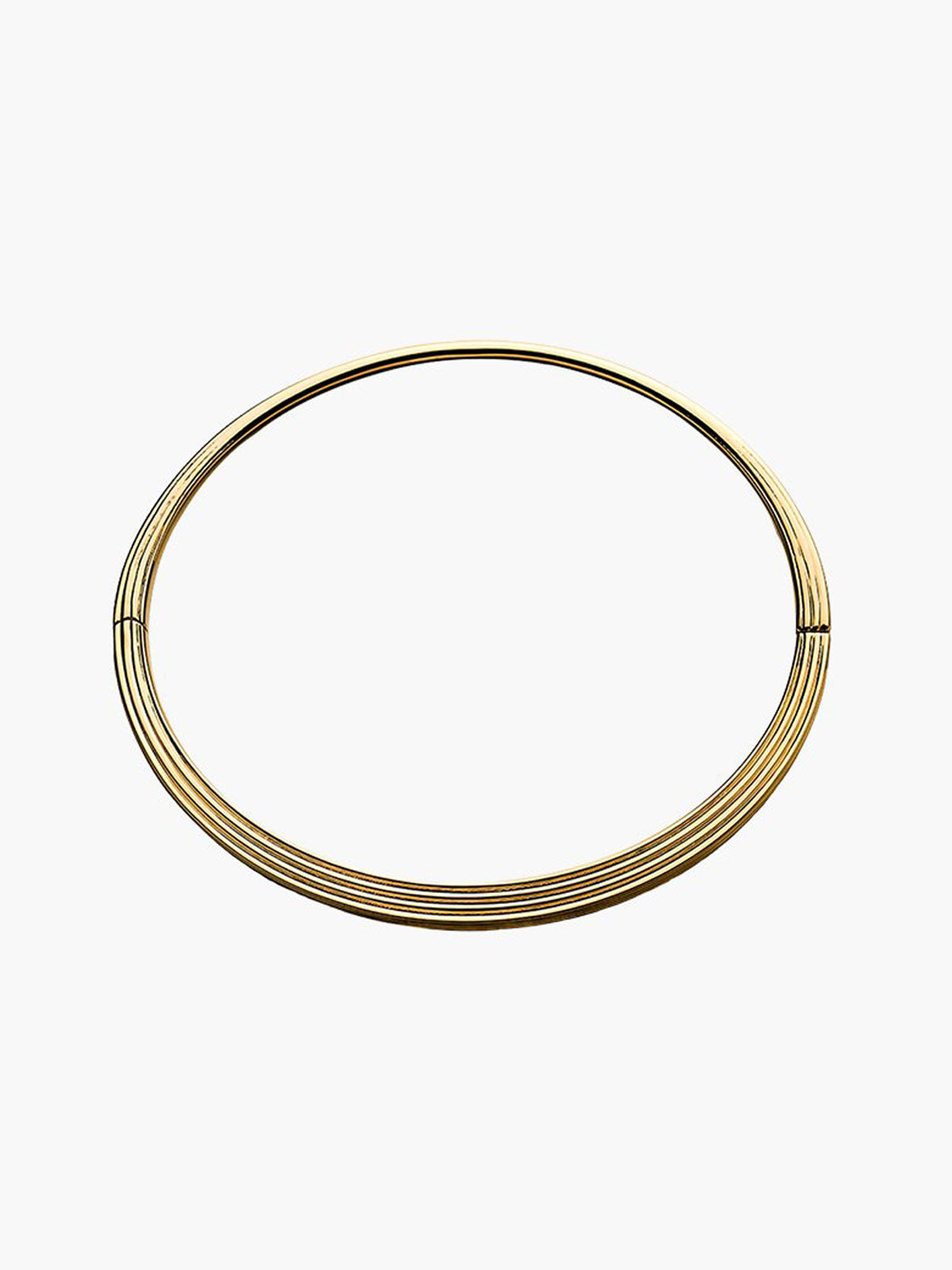 Fluted Hinged Bangle Fluted Hinged Bangle
