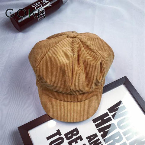 Hat - Conductors/Newsboy For Men & Women