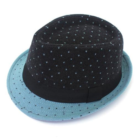 Casual Wool/Felt Men's Fedora