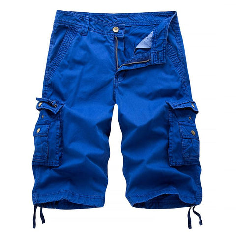 Men's Casual Summer Cargo Shorts