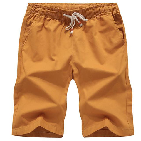 Mens Shorts - Men's Cotton Boardshorts