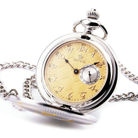Pocket Watch - Chronograph Sub-dial Pocket Watch