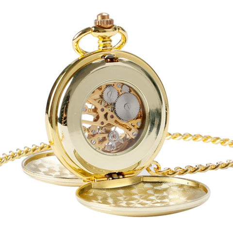 Pocket Watch - Smooth Mechanical Pocket Watch