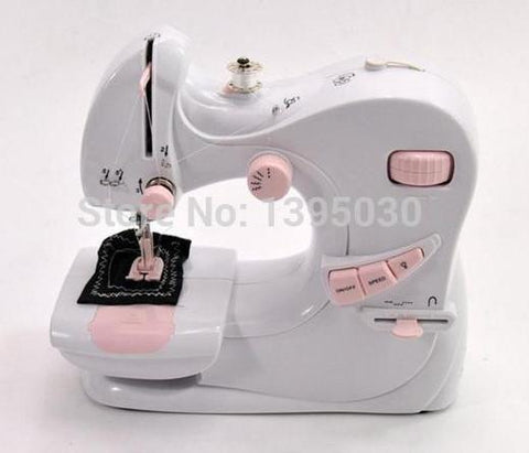 1PC UFR-601 Mini Electric Sewing Machine
