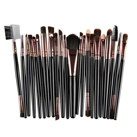 22pcs Cosmetic Brush Kit