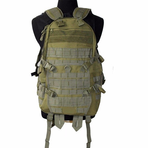 TAD II Military Tactical Molle Backpack