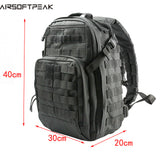40L Sport Outdoor Bags Men Travel Backpack