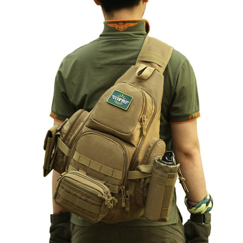 Sling Bag - Tactical Sling Bag