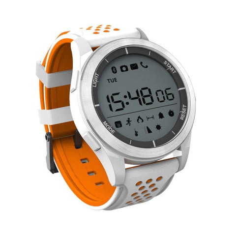 Smartwatch - NO1 F3 IP68 Waterproof SmartWatch