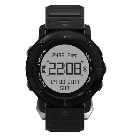 Waterproof GPS Outdoor Smart Watch