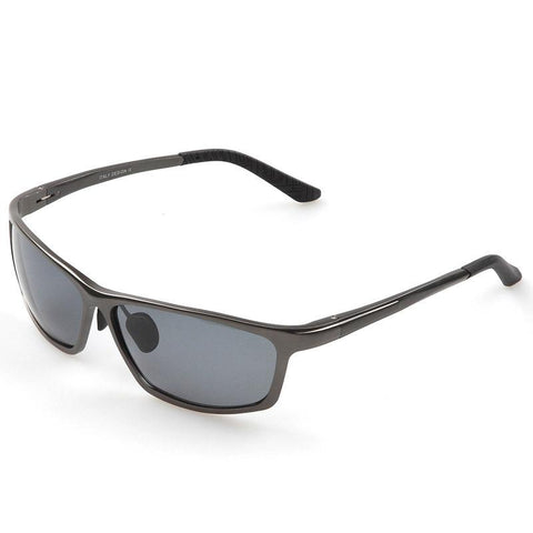 Sunglasses - Full Frame Alloy Polarized Sunglasses