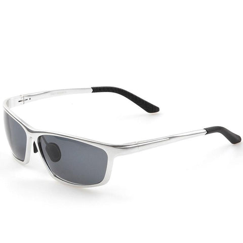 Full Frame Alloy Polarized Sunglasses