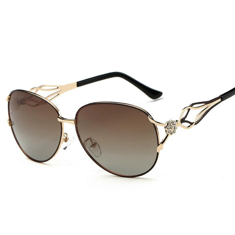 Sunglasses - Women's Luxury Polarized Sunglasses