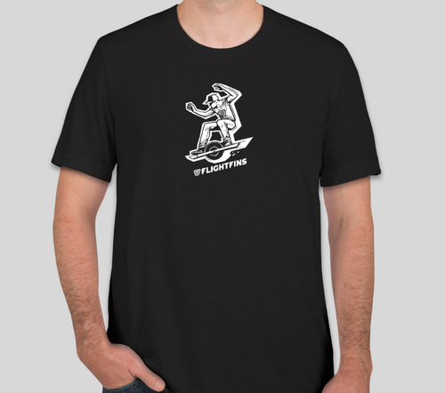FlightFins Shredder Shirt
