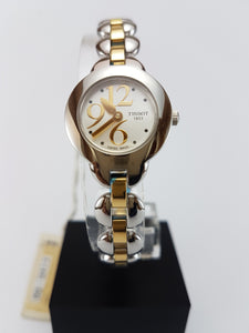 Tissot two tone watch
