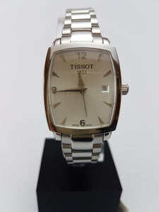 Tissot watch with date