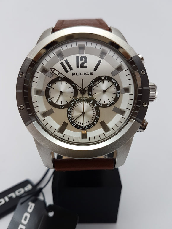 Police Chronograph watch with date