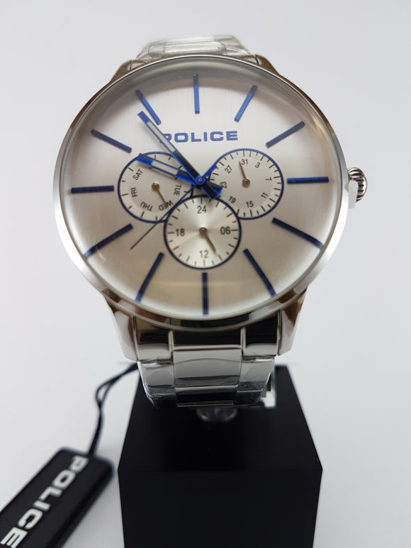 Police multifunction watch
