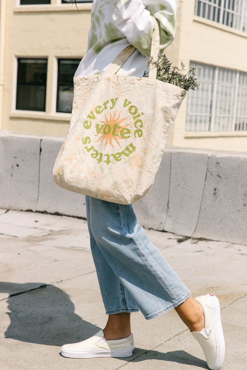 Desert Dreamer - Every Voice Matters Recycled Tote