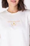 Gold Hearted BF Tee