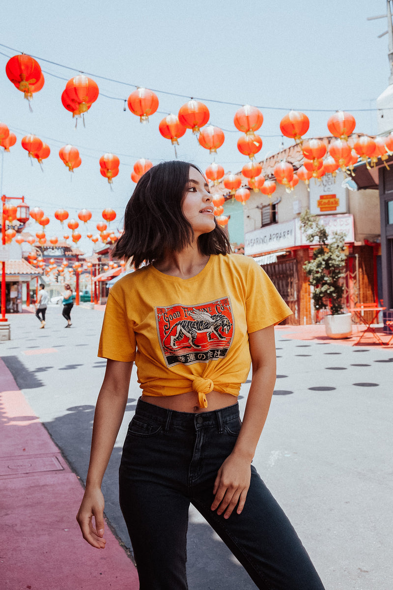 Desert Dreamer - Good Fortune Co. Boyfriend Tee
