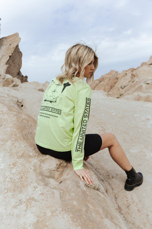 NASA Neon Long Sleeve Thumbnail - Desert Dreamer