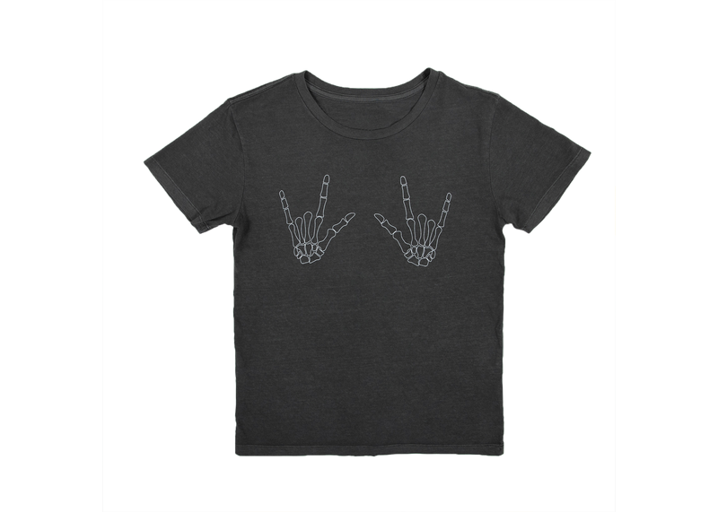 Desert Dreamer - Skeleton Hands Boyfriend Tee