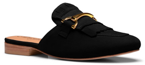 Starr & Wales - Nicole Mules in Black