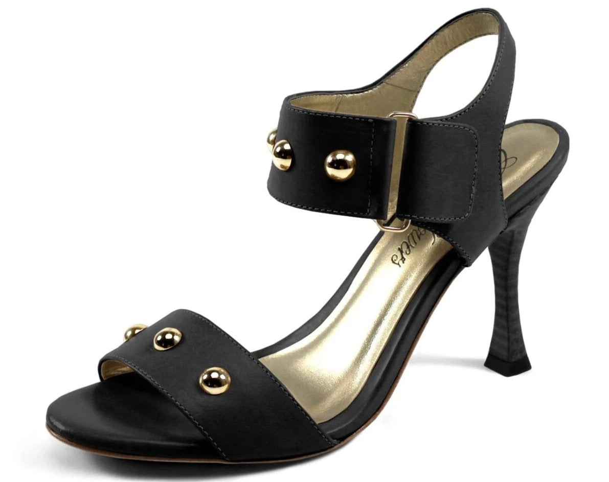 Hillary Sandal in Black