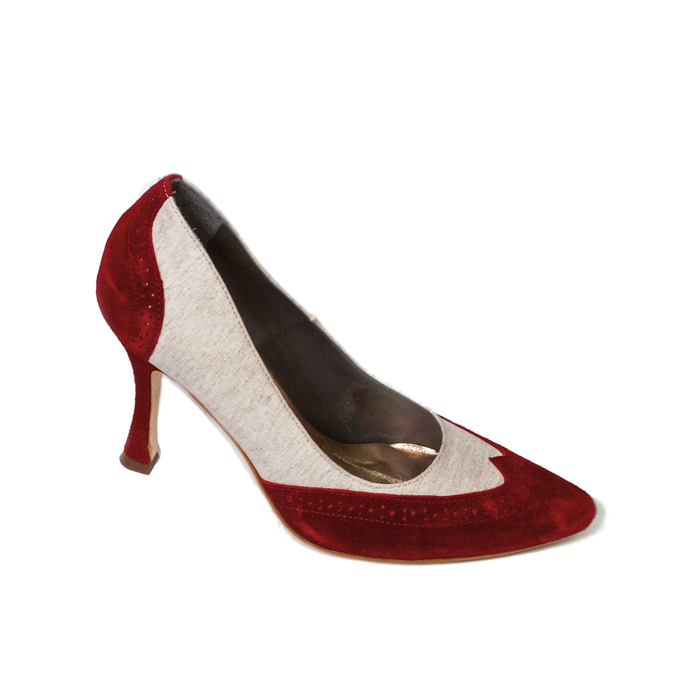 SALE The Lauren in Red size 6